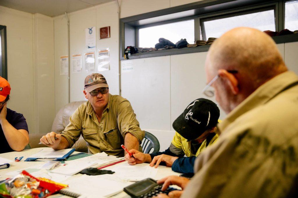 LIC UK farmer planning session